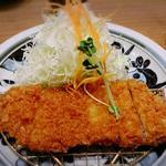 ロースかつ定食【100g】