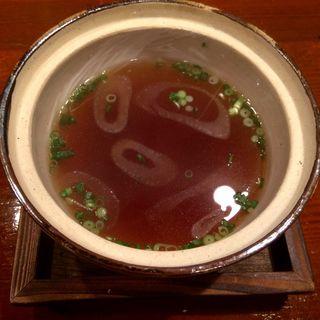テールスープ(たんや又兵衛 銀座店 (たんや またべえ))