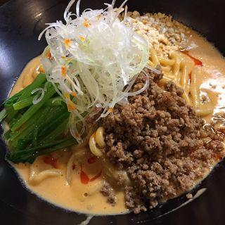 汁なし担々麺(神田町 虎玄 )