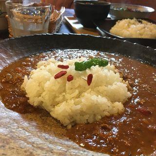 薬膳カレー(カフェテラス 北山 (カフェテラス キタヤマ))