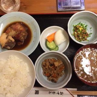 朝定食(能代 )