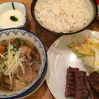 牛たん定食(利久 東京ソラマチ店 )