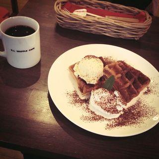 ティラミス(R.L WAFFLE CAFE)