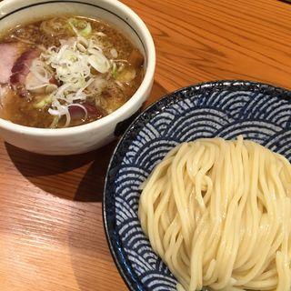 つけそば醤油チャーシュー(麺 一直 )