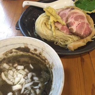 煮干しが苦手な人は食べてはいけないつけ麺(限定)(ろく月 )