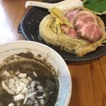 煮干しが苦手な人は食べてはいけないつけ麺(限定)