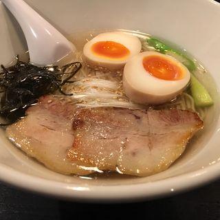 塩拉麺(Hanabi 塩ラーメン (ハナビ))