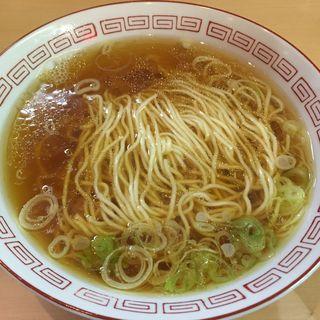 湯麺(とんみん)(魂麺  (コンメン【旧魂麺 まつい】))