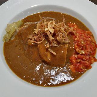 淡路島ポークビーンズカレー(カフェ サンタマリア クラシック (cafe santamaria CLASSIC))
