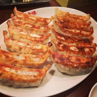 焼き餃子(原宿餃子楼)