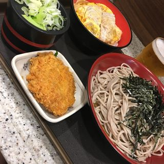 コロッケ(名代 富士そば 浜松町店 )