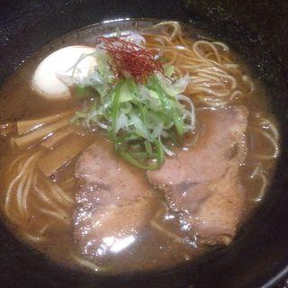 特 鰹中華そば(麺屋しみる )