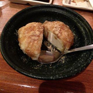 天ぷらアイス(串八 新堀川店 (くしはち))