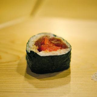 マグロの巻物(鮨 なんば )