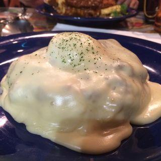 チーズで包んだドライカレー(ブルーノ)
