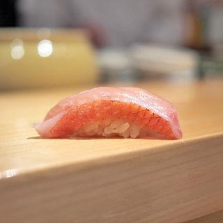 金目鯛の握り(鮨 尚充 (たかみつ))