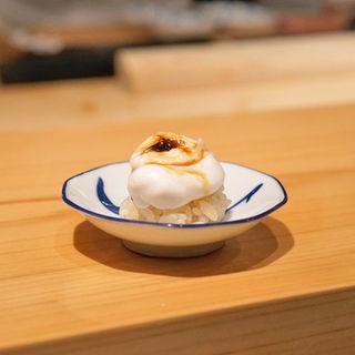 焼き白子(鮨 尚充 (たかみつ))