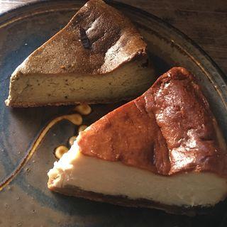 本日の気まぐれチーズケーキ(チリムーロ (Chirimulo))