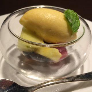 マンゴーアイス(カメリア (Camellia))