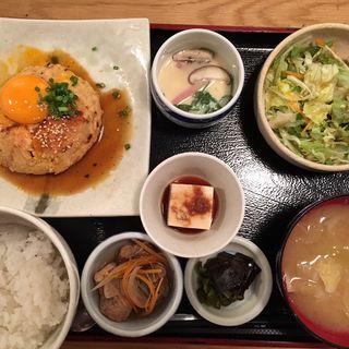 週替わり定食(刻食 (コク))