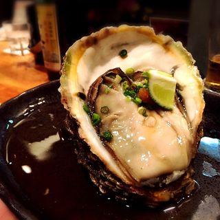 大分産 岩牡蠣(梁 )