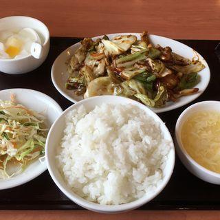回鍋肉のランチ(東海嘉宴 (中華居食屋))