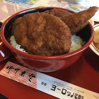 ミックス丼(敦賀ヨーロッパ軒 本店 )