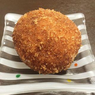 揚げカレーパン(ブーランジュリ シマ (Boulangerie Shima))