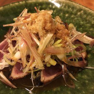 鰹たたき(企久太)