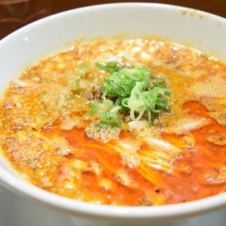 正宗担々麺(成都正宗担々麺 つじ田)