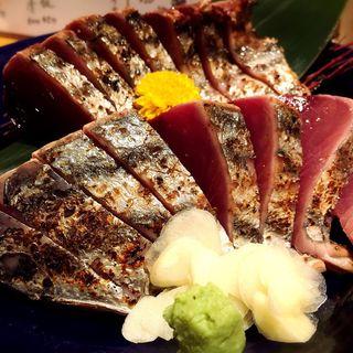 カツオ タタキ(土佐料理 いだき)