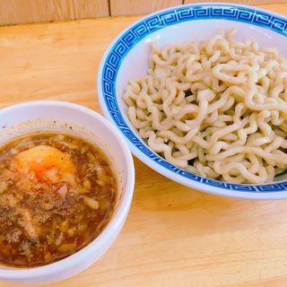 濃厚魚介つけ麺 極太麺(勝神角ふじ )
