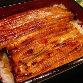 鰻重(特上)(かぶと )