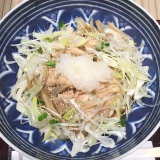 歌舞伎うどん(歌舞伎茶屋)