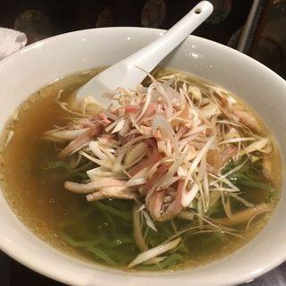 八宝湯麺(龍口酒家 本店)