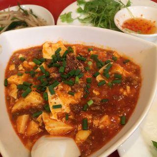 激辛!麻婆豆腐(チャオチャオバンブー )