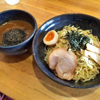 特撰あらびき黒胡麻つけ麺(ちりめん亭 姫路名古山北口店 )