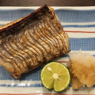 太刀魚塩焼(美酒美肴 はまゐ )