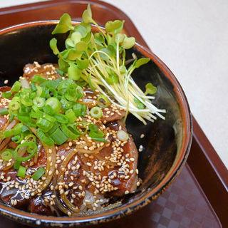 牛焼肉丼(ラーメン・トンチャンあきら )