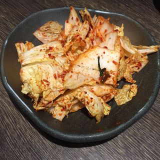 白菜キムチ(馬菜 銀座本店 (バサイ))