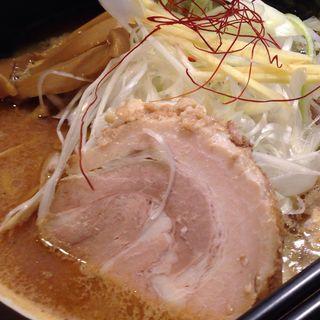 ニボ味噌らーめん(ラーメン スミス )