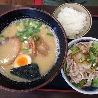 日替り定食(味一番!九州ラーメン 博多っ子 新宿店 )