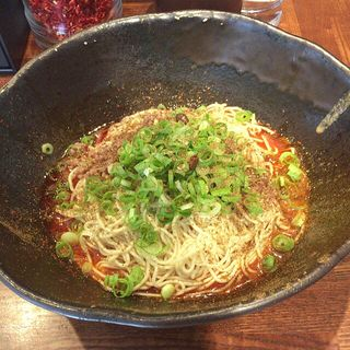 汁なし担々麺(4辛)(キング軒 東京店 )