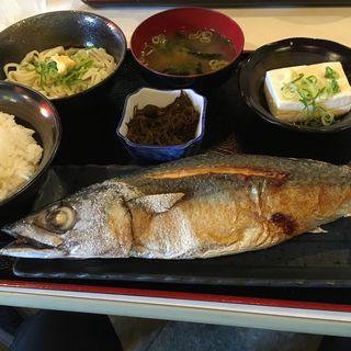 焼魚定食(居酒屋 ぎょっぷ )