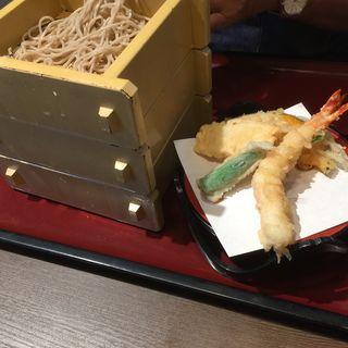 お祭り天ざる(華)(サガミ滋賀守山店 )