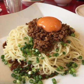 冷やし担々麺(赤坂 四川飯店 (アカサカ シセンハンテン))