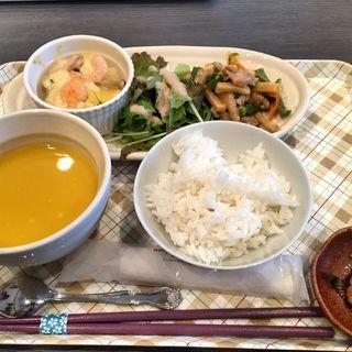 ランチ(おうちカフェ此処)