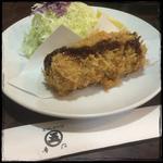 ヒレかつ定食(丸五 (まるご))