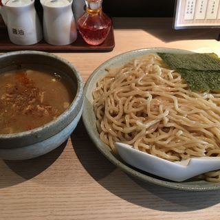渡り蟹のつけ麺(ラーメンボノボ)