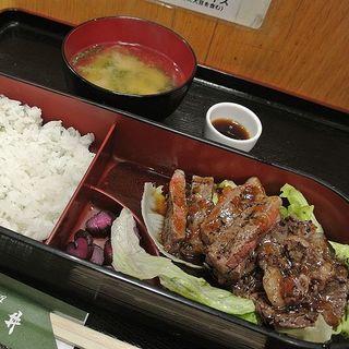 モモステーキ弁当(大井肉店 神戸そごう店 )